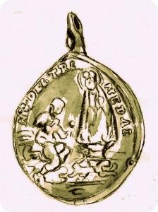Medalla de la aparición